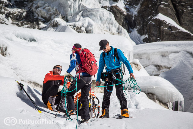 Ueli Steck Annapurna climb descent