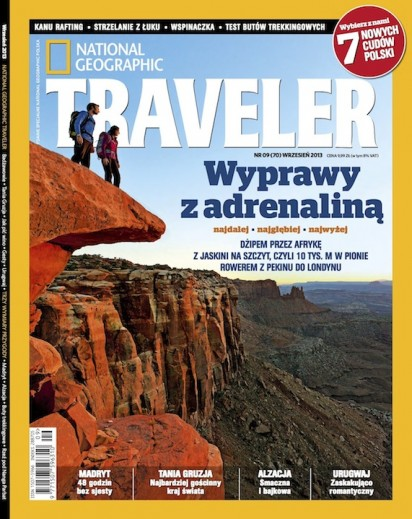 National Geographic Traveler : Stock Licensing