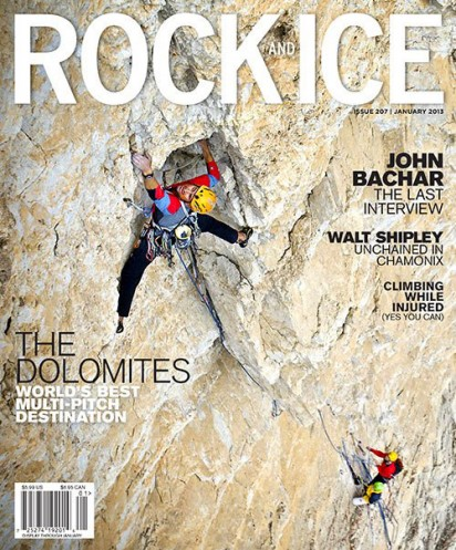 Rock & Ice Magazine : Assignments & Stock Licensing