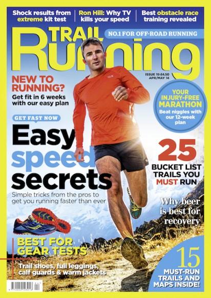 Trail Running UK Magazine : Stock Licensing