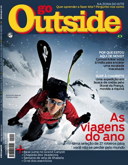 Outside Magazine US and Global Editions : Assignments & Stock Licensing