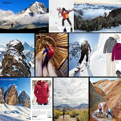 Patagonia : International Photoshoots & Stock Licensing