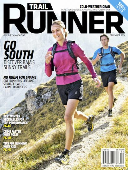 Trail Runner Magazine : Editorial Assignments & Stock Licensing