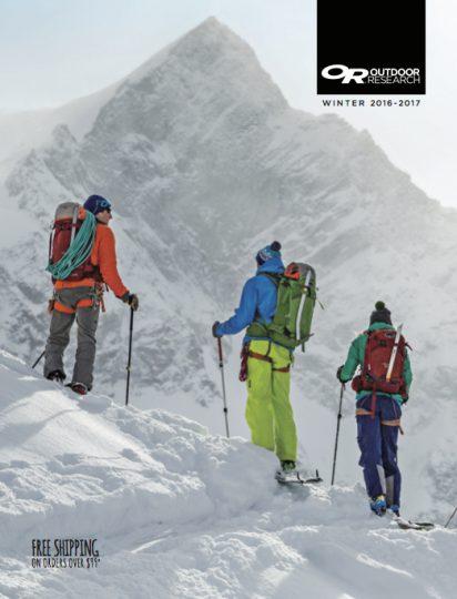 2017 OR Winter Catalog