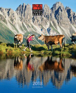 2018 Mountain Travel Sobek catalog