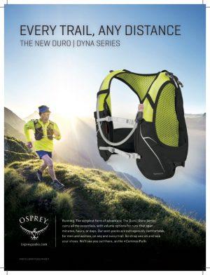 Osprey Packs : Brand Partner / Commercial Photoshoots