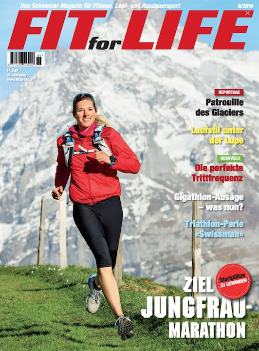 Fit for Life Cover