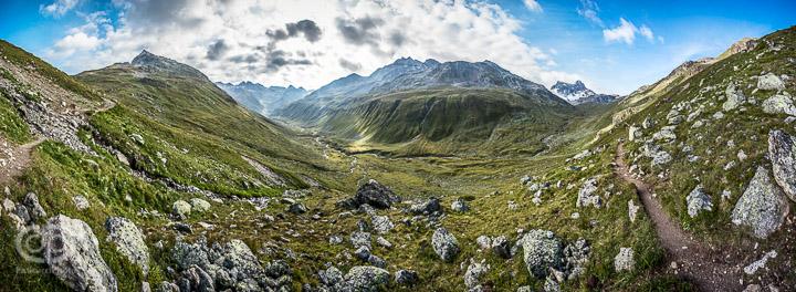Val Funtauna, above Davos, Switzerland