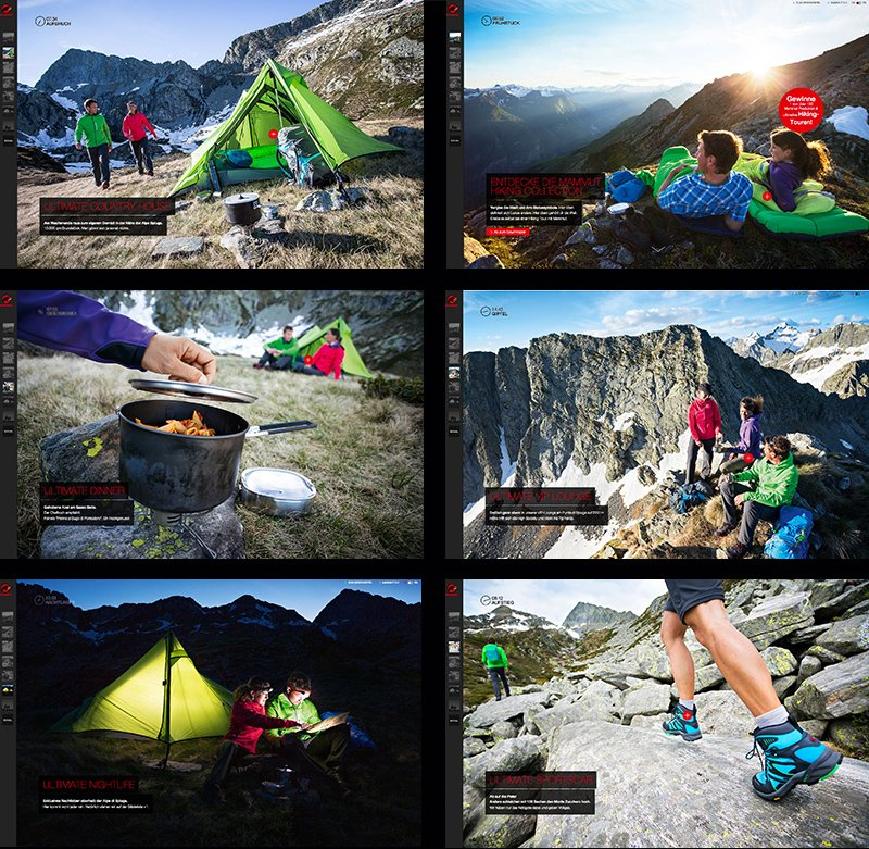 Mammut : Commercial Photoshoots