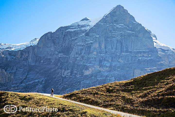 Fall. The Grosse Scheidegg.