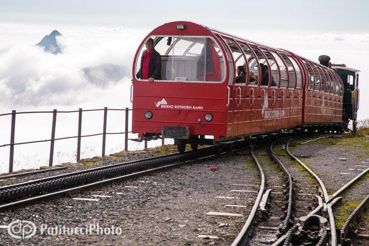 The Breinzer Rothorn Bahn