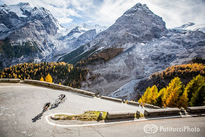 Stelvio Pass cycling_1