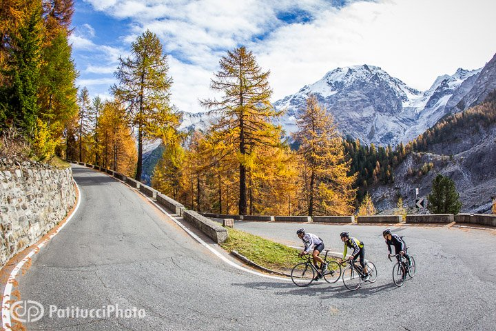 Stelvio Pass cycling_2