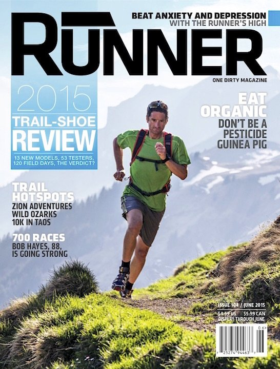 Trail Runner Magazine : Stock Licensing & Assignments