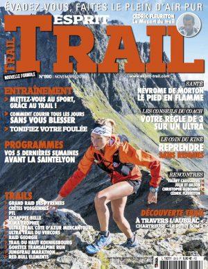 Esprit Trail magazine cover
