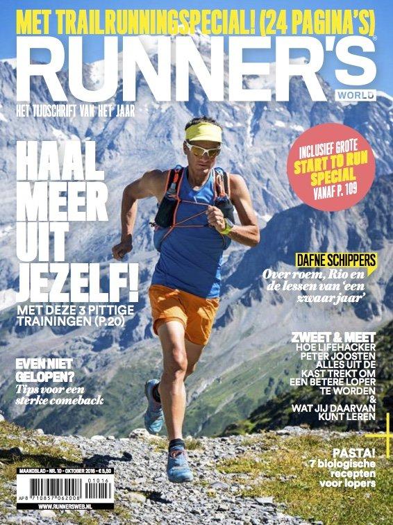 Runner's World Holland : Stock Licensing