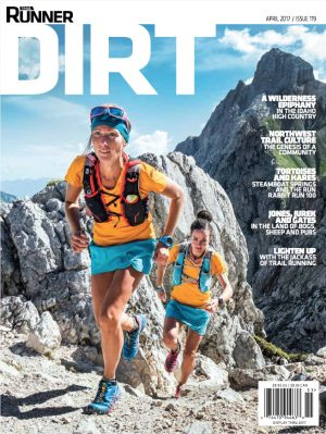Trail Runner Dirt 2017