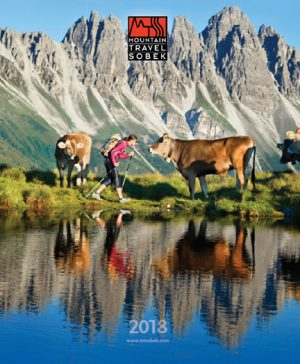 2018 Mountain Travel Sobek catalog