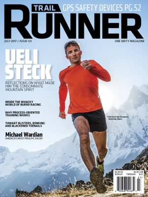 Trail Runner Magazine : Assignments & Stock