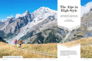 Trail Runner Magazine : Feature Stories