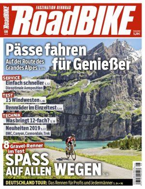 RoadBike magazine